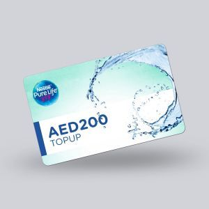 200 AED Top Up E-Wallet Card