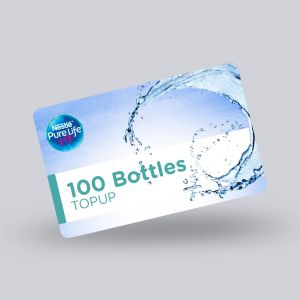 100 Bottles Top up e-coupons (Save 20%)
