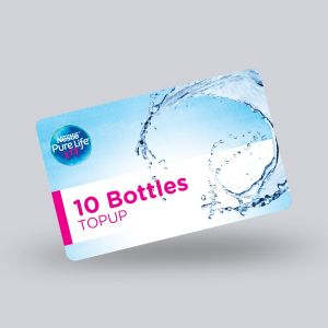10 Bottles Top up e-coupons